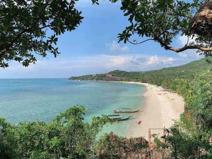 koh phangan beach - ulu yoga retreat